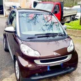 Smart forTwo 1000 52 kW MHD coupé passion high style